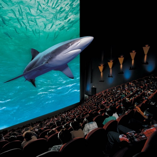 4D MOVIES : COMING SOON TO A THEATER NEAR YOU