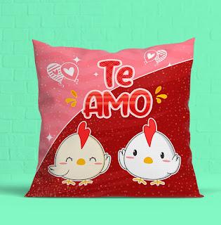 Cojines Amor y Amistad 30*30cm