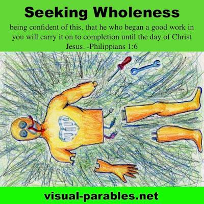 seeking wholeness