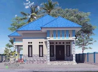 Konsep Tampilan Rumah Bagian Depan
