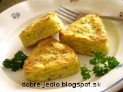 Cesnakovo-zemiakové tortičky - recept