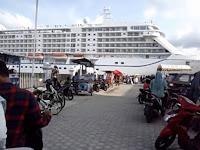 Mengapa Kapal Pesiar Seven Seas Mariner Kunjungi Kota Sabang?