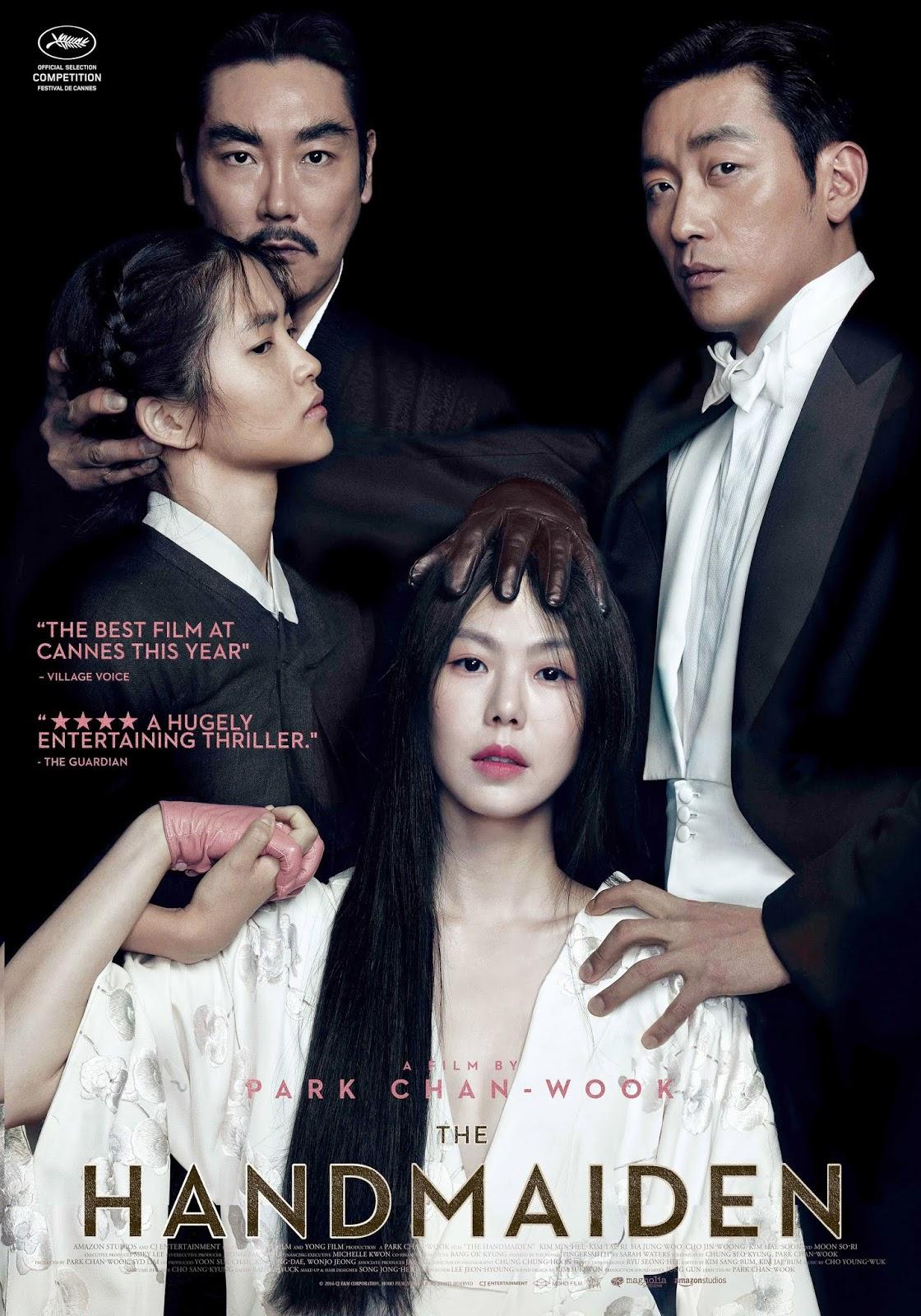 The Handmaiden Korean Movie Sex Scene