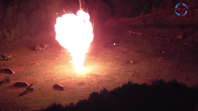 Γιάννενα: Αναπαράσταση της μάχης του Καλπακίου 2019 - Βίντεο