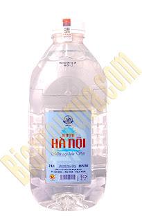 Rượu Hà Nội can 2L