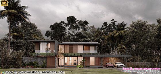 Modern Minimalist luxury home design