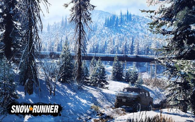 تحميل لعبة snowrunner للكمبيوتر
