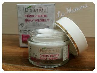 Krem Carbo Detox Biały Węgiel - Bielenda