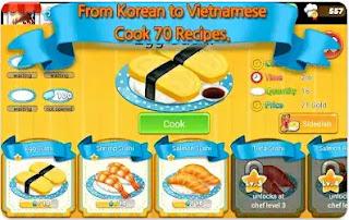 Game Memasak Makanan Korea - Hello Seafood 2