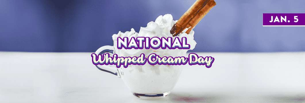 National Whipped Cream Day Wishes Sweet Images