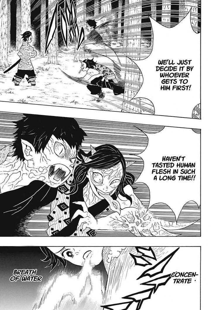 Demon Slayer: Kimetsu no Yaiba Chapter 6 11