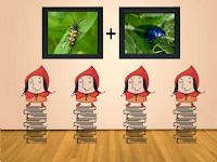 8b Jiminy Cricket Singer Escape
