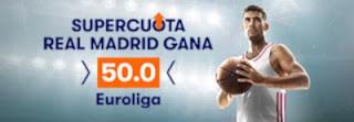 betsson supercuota real madrid euroliga 29-1-2021