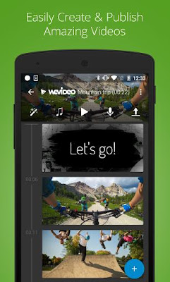 WeVideo Video Editor 5.7.245 APK for Android Terbaru