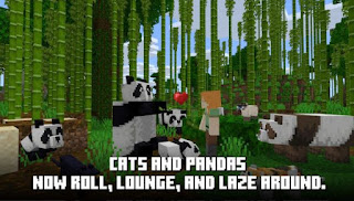 Download Minecraft v1.14.0.9 Apk