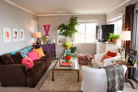 ruang tamu minimalis kecil sederhana