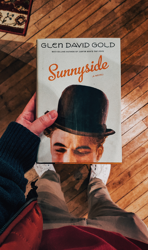 Sunnyside Novel Book
