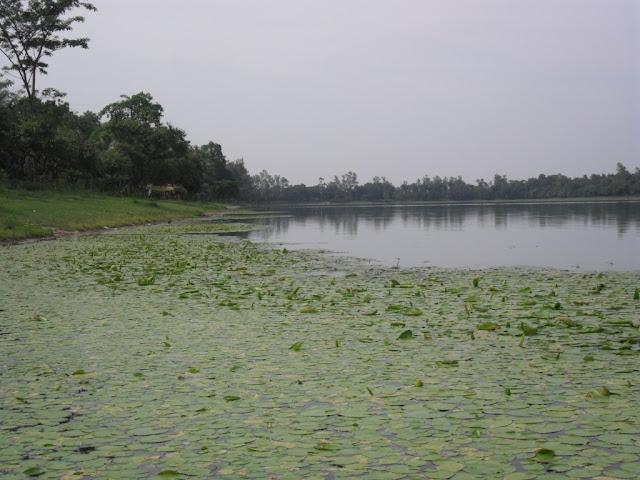 Ramsagar Lake