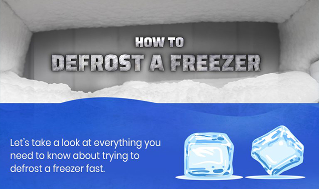 How to Defrost a Freezer?