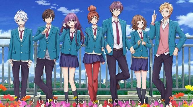 """""""Ini adalah terakhir kalinya ak berlatih …"""" Natsuki Enomoto, Siswa kelas 3 SMA Sakuragaoika mempunyai rasa cinta yane bertepuk sebelah tangan dengan teman masa kecilnya, Yuu Setoguchi. Tidak bisa menyatakan perasaan yang sesungguhnya padanya, Natsuki meminta pada Yuu untuk menjadi teman latihan untuk latihan pernyataan cintanya. Selama Natsuki terus berpura-pura tak memiliki rasa cuka pada Yuu, teman sekelasnya Koyuki Ayase mengajaknya untuk berkencan. Apakah Natsuki bisa berhenti berlatih dan menembak Yuu dengan sungguh-sungguh? Semantara itu Shota Mochizuki ( Mochita ) punya rasa suka yang terpendam terharap Akari Hayasaka semenjak upacara pembukaan. Mochita tak sanggup mengajaknya bicara selama 2 tahun. Apakah Mochita bisa mengajak Akarin mengobral dan menyatakan perasaannya?"""