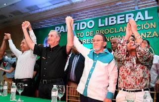 PLR y Amable Aristy Castro respaldan a Gonzalo Castillo
