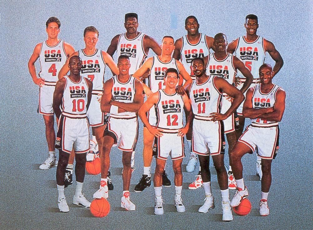 Original Dream Team 20 anos - Parte 1 - Surto Olímpico