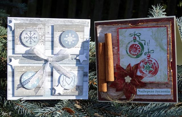 Wrześniowe kartki bożonarodzeniowe