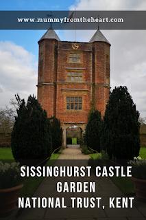 Sissinghurst Castle Garden pin