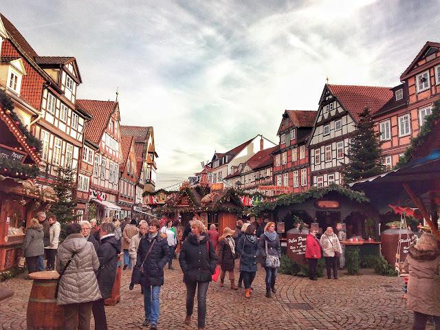 Mercadillo Navidad Quedlinburg