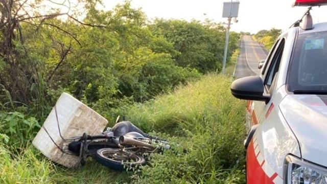 Pescador é morto a tiros na manhã deste domingo (18) no Sertão da Paraíba