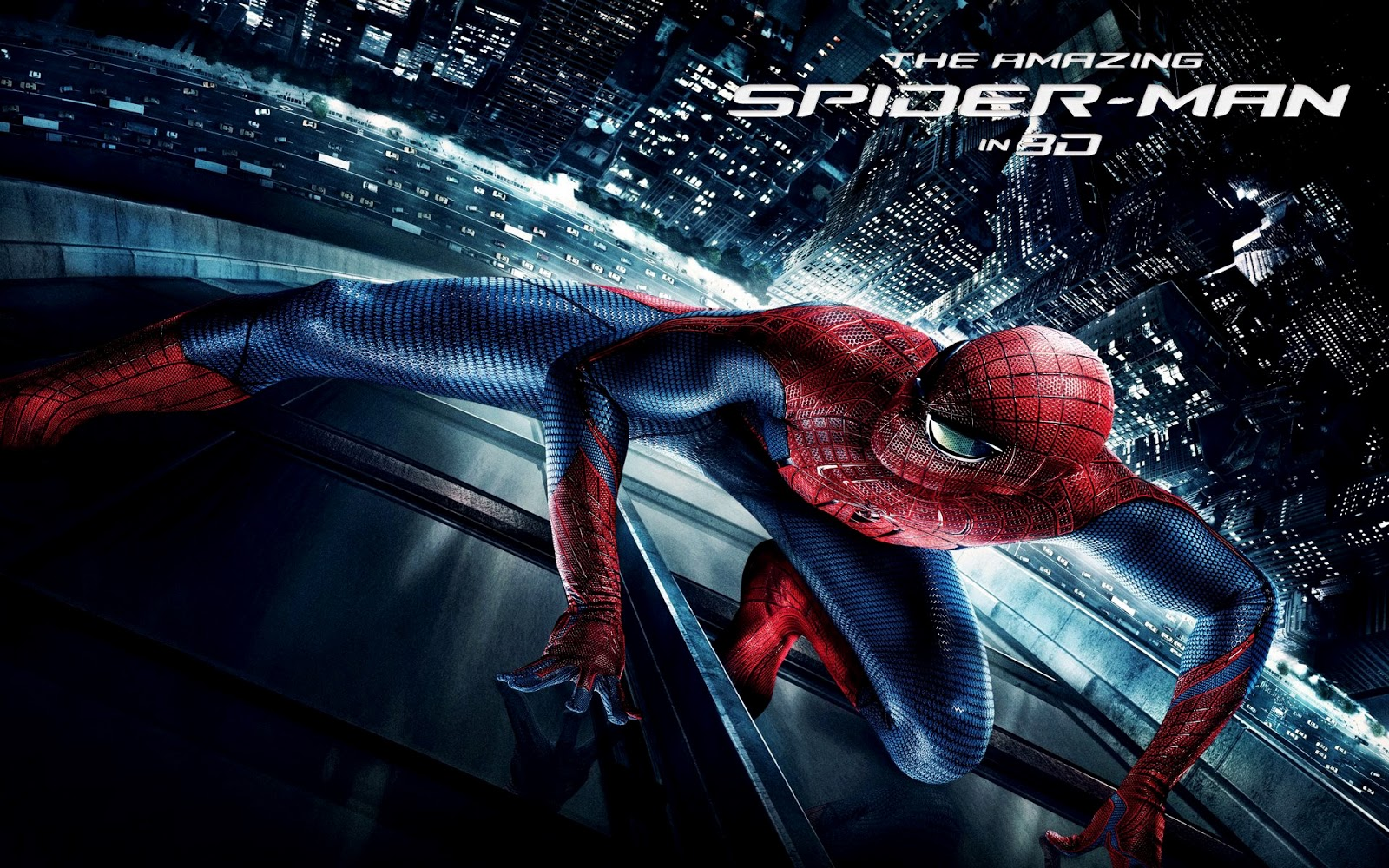 amazing spiderman hd wallpaper - photo #31