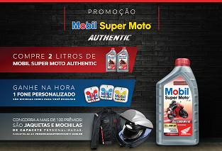 Promoção Mobil Authentic 2017