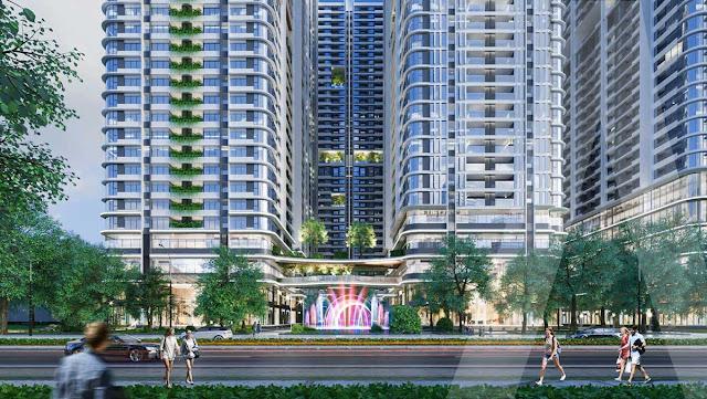 Dự án Astral City Thuận An Bình Dương 3