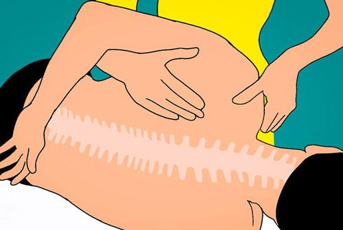 nyeri punggung dan cara mengobatinya