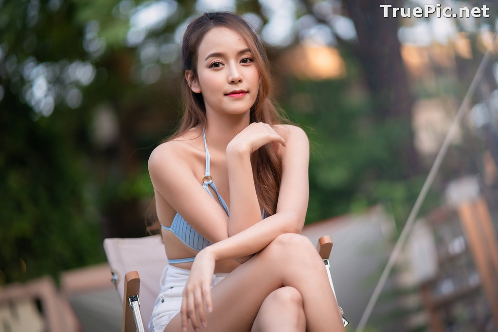 Image Thailand Model - Noppawan Limapirak (น้องเมย์) - Beautiful Picture 2021 Collection - TruePic.net - Picture-125