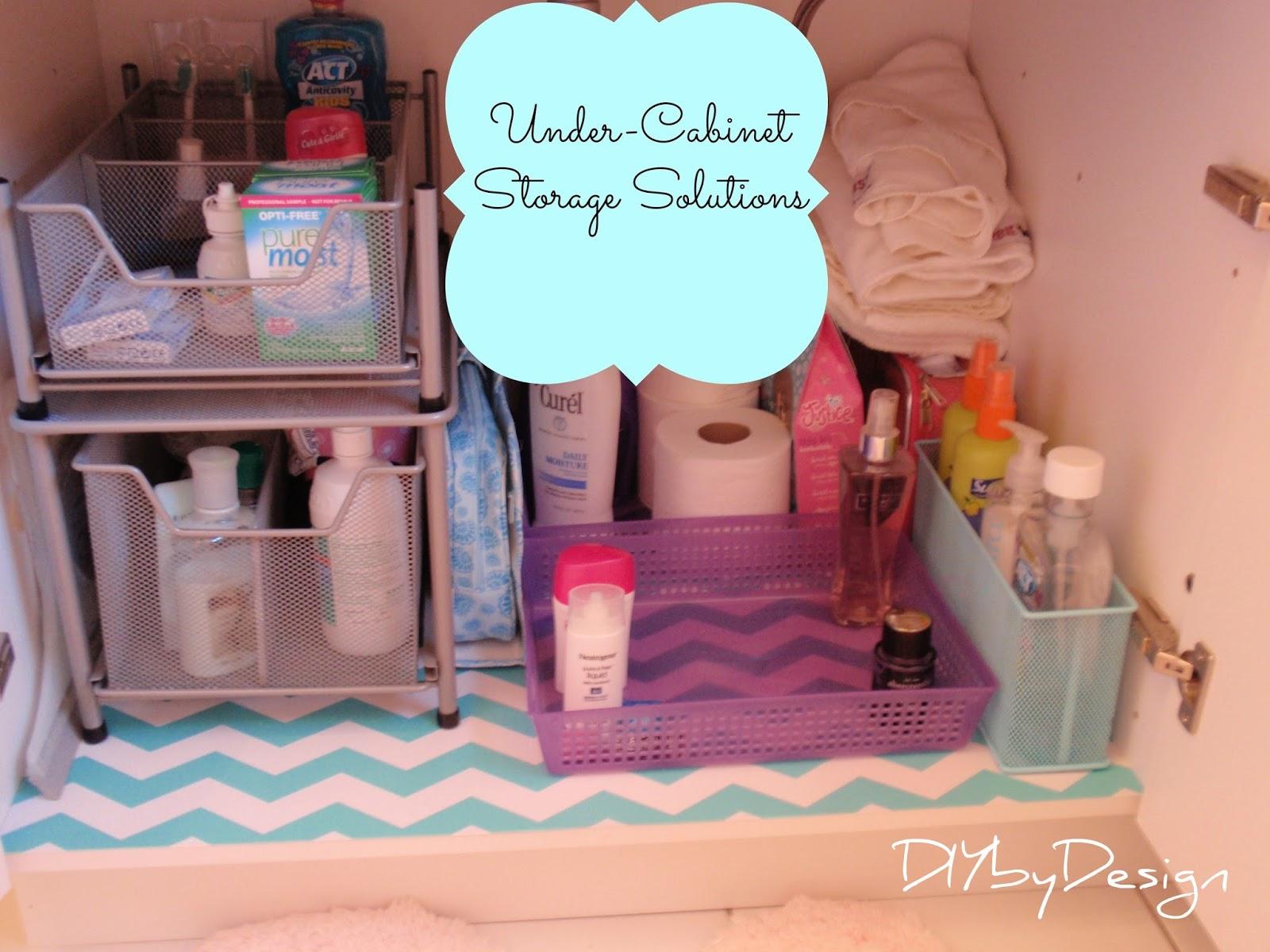 Brilliant Bathroom Under Sink Storage Cabinet A To Decor