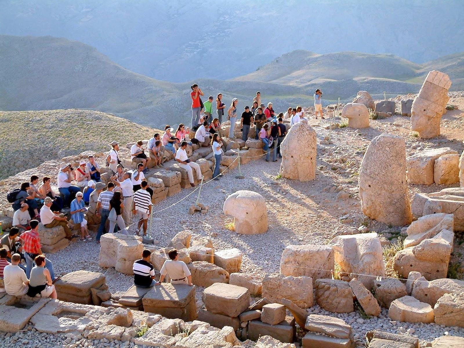 Adıyaman Nemrut Dağı Gezisi