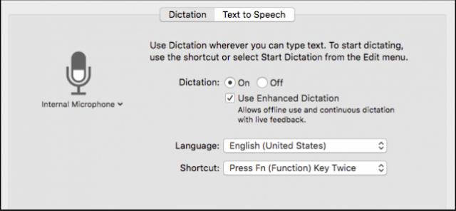 Cara Mengontrol Mac Anda dengan suara
