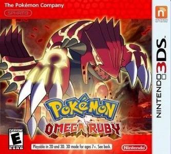 Rom Pokémon Omega Ruby 3DS