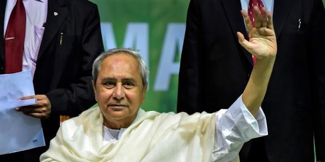नवीन पटनायक लगातार पांचवीं बार बने ओडिशा के मुख्यमंत्री