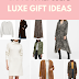 Banana Republic Luxe Holiday Gift Ideas