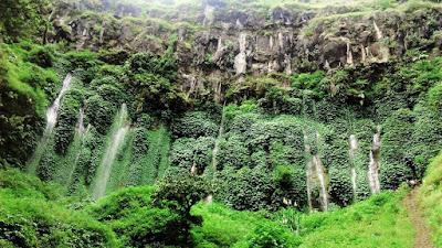Air Terjun Sumber Pitu Pilihan Tempat Wisata Air Terjun di Malang yang Alami dan Sejuk