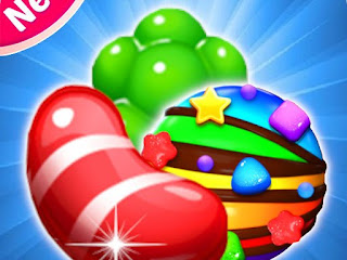 Jogo online grátis Candy Jewels HTML5