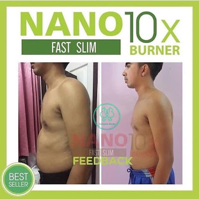 Nano Fast Slim Plus 10x Burner