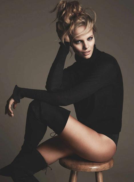 Marloes Horst – Marie Claire UK Magazine