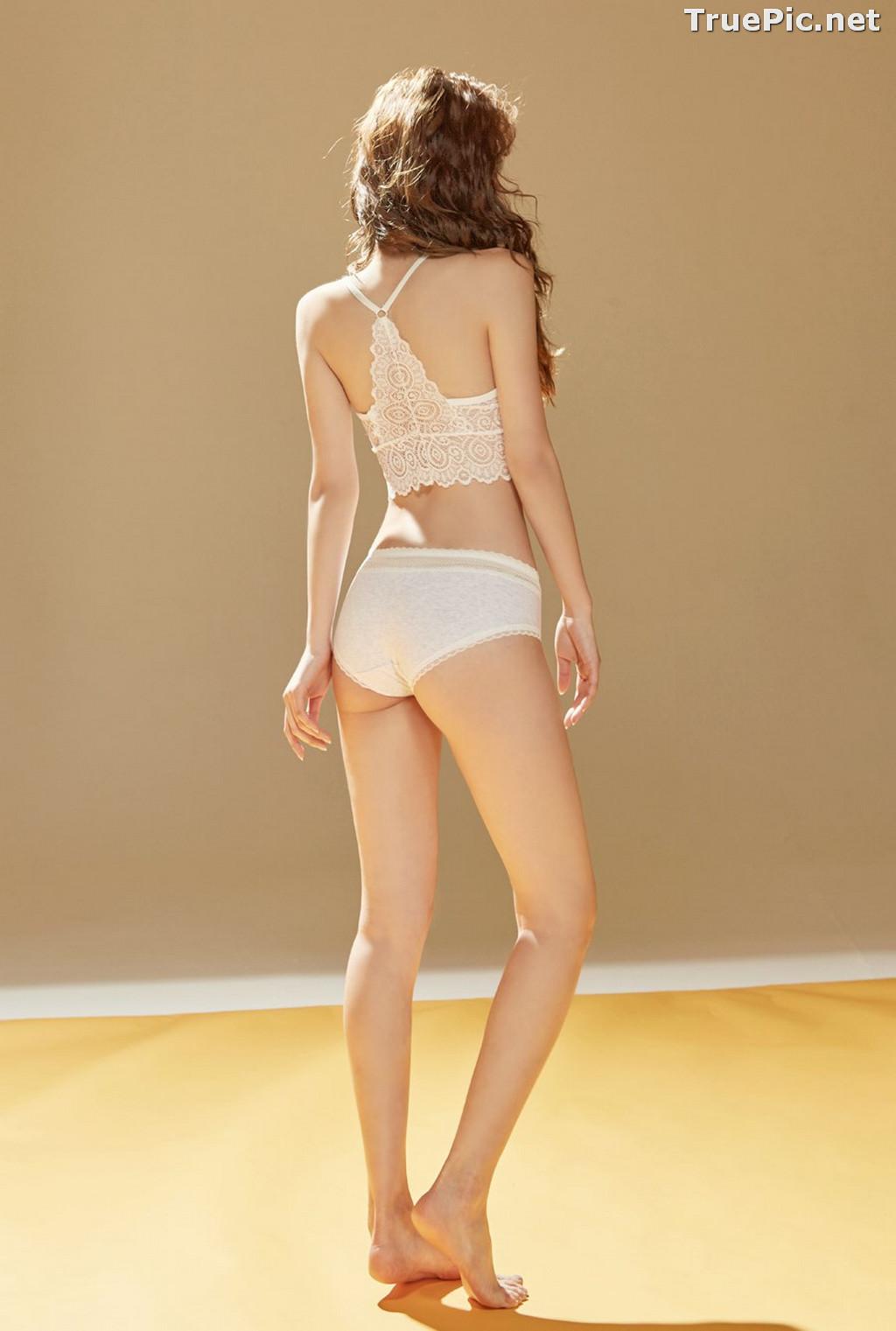 Image Korean Fashion Model – Lee Chae Eun (이채은) – Come On Vincent Lingerie #7 - TruePic.net - Picture-5
