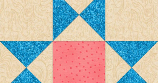Last Three Mystery Quilt Blocks Available Now....