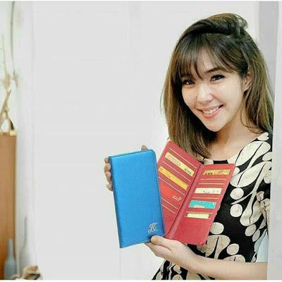 Giselle JH Carla Card Wallet