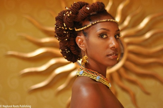 African Textured Hairstyle Photos