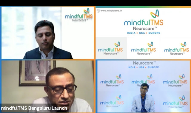 MindfulTMS Neurocare launches a new center in Whitefield, Bangalore